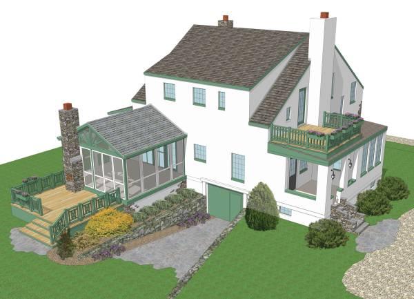 Image 1932 Stone Tudor