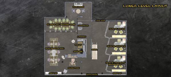 Image Lower entry level layout