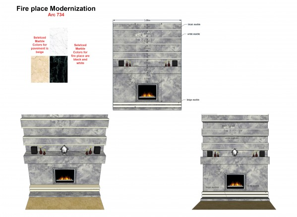 Image Fireplace & Foyer Mode...