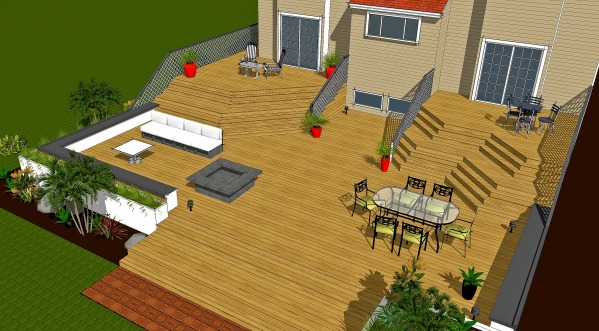 Image Decks, stairs, patio, ... (1)