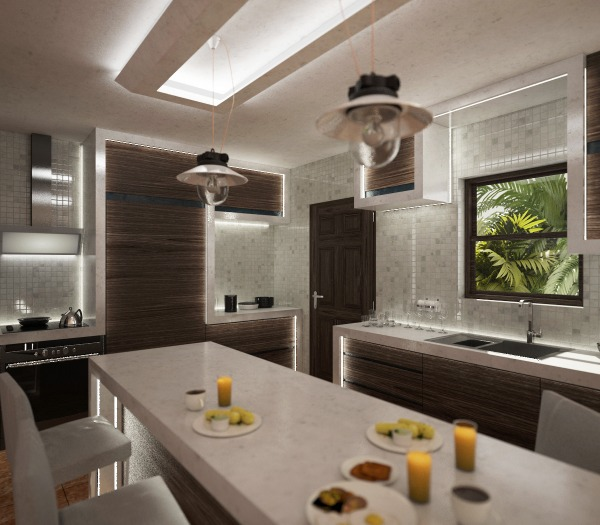 Image Polo Island Kitchen De...
