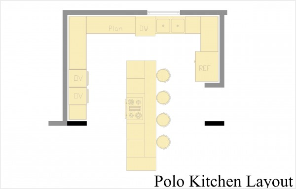 Image Polo Island Kitchen De... (0)