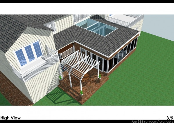 Image sunroom/ orangery with... (0)