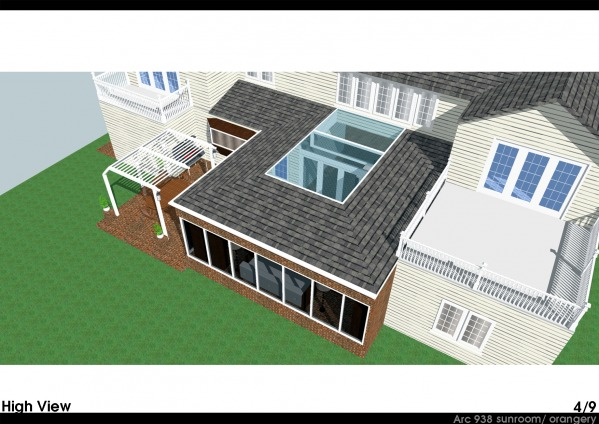 Image sunroom/ orangery with... (2)