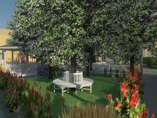 Image Hammock garden - Clubh...