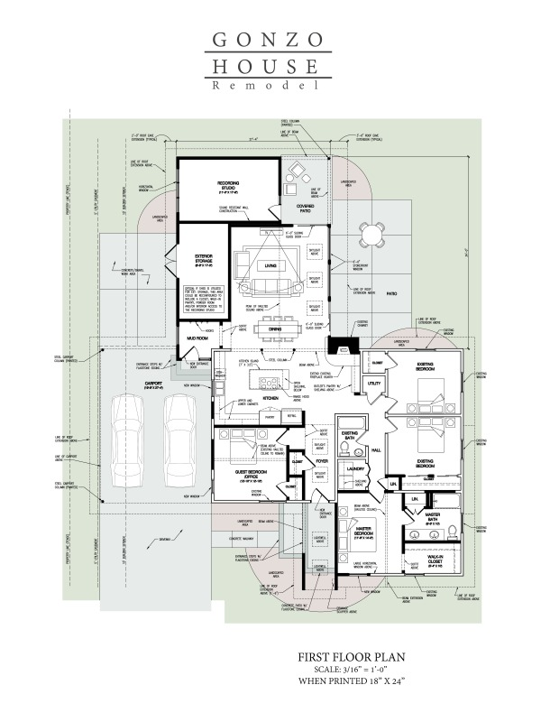 Image First Floor Plan