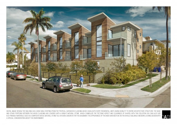 Image Golden Hill rowhomes