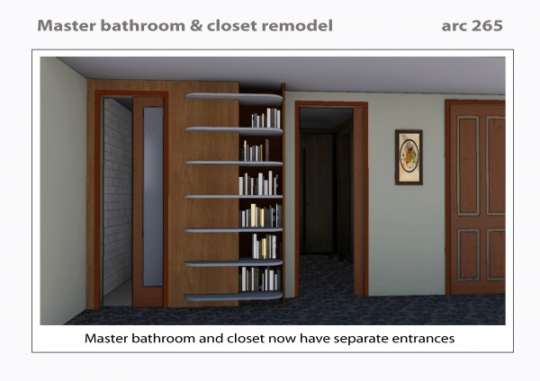 Image Master bathroom & clos...
