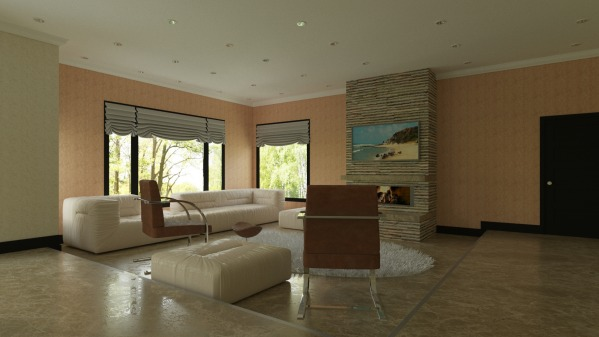Image Interior Design Living... (2)