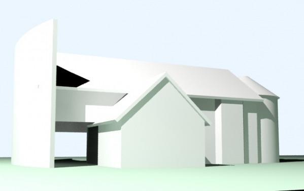 Image simple 3d model viewin...