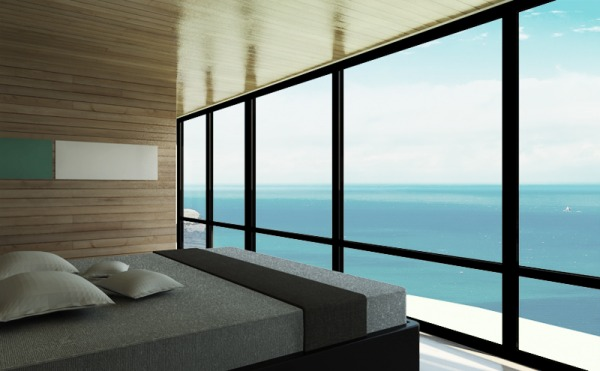 Image Master-bedroom - Seaview
