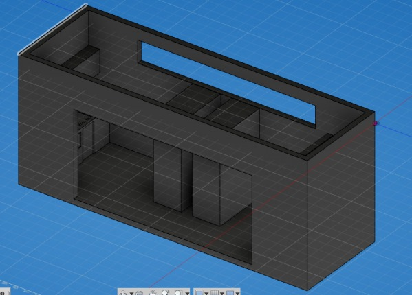 Dynamic Tiny House