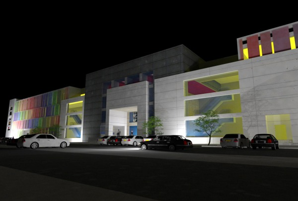Image Facade Design For Cinepax (2)