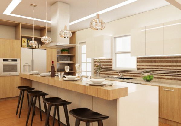 Image Polo Island Kitchen De...