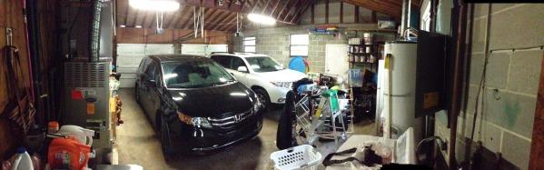 Image Garage Panoramic View