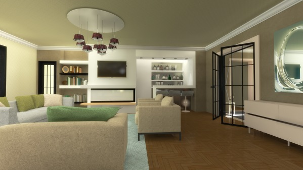Image Living Room design