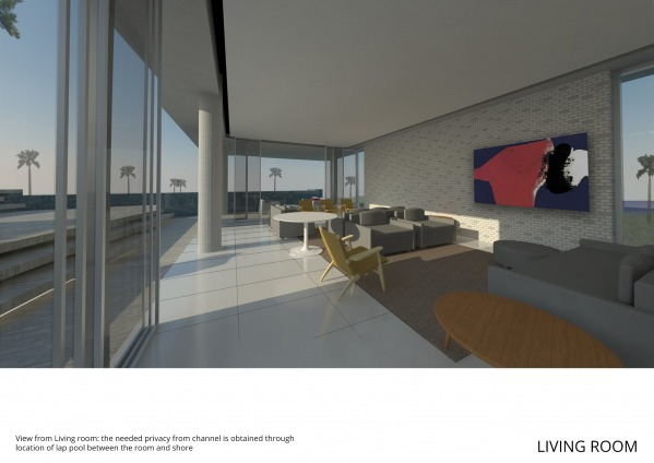 single family homes designed by glhrmrm design miami waterfront home us arcbazar. Black Bedroom Furniture Sets. Home Design Ideas