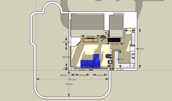 Image Danish Miami interior (0)