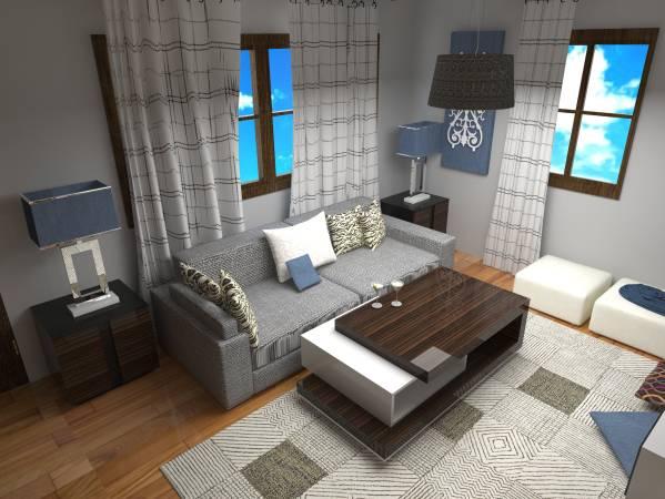 Image Interior Design of sma...