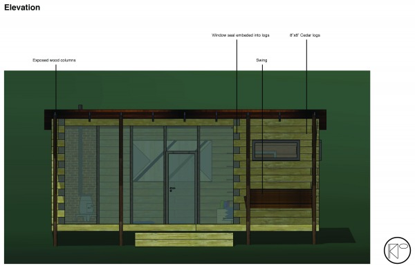 Image Lean-to studio and sau... (2)