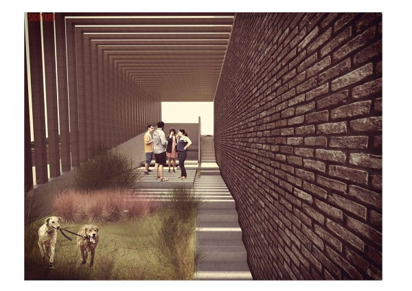 sideyard visualisation