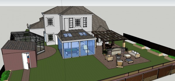 Image Patio - Sun room & Lan...