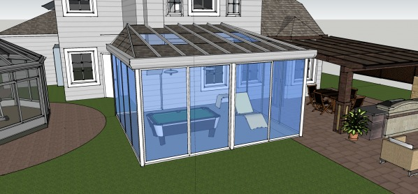 Image Patio - Sun room & Lan... (1)