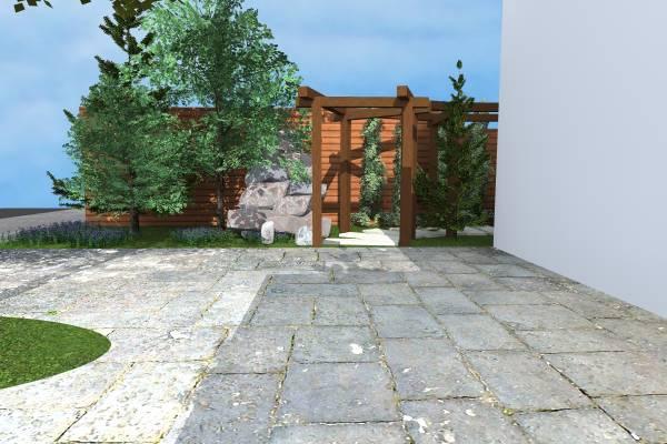 Image Modern Pool and Landsc... (2)
