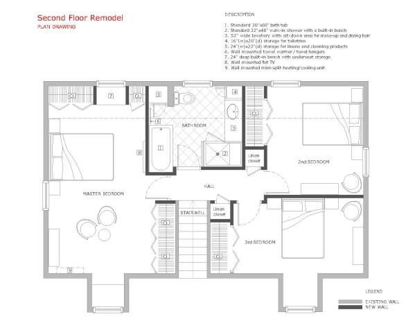 Image Second Floor Remodel