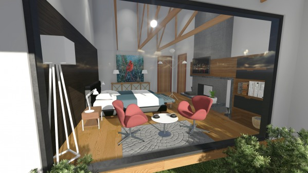 Image Contemporary Home Remodel (2)