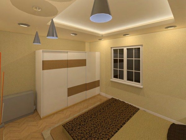 Image Bedroom interior design (1)