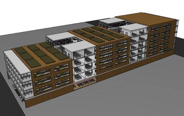 Image OFFICE BUILDING DESIGN