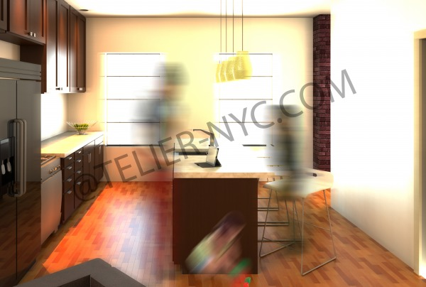 Image KITCHEN RENDER
