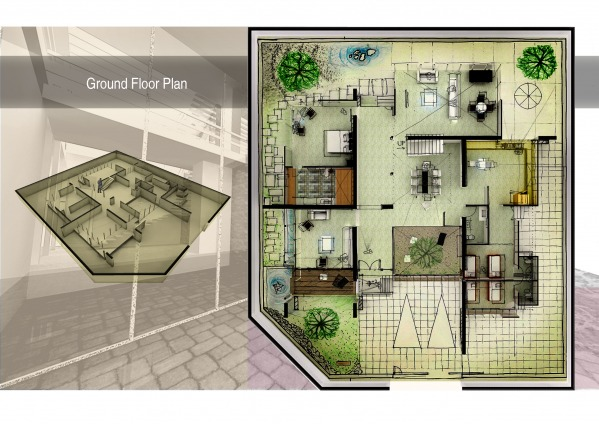 Image Proposed Ground plan