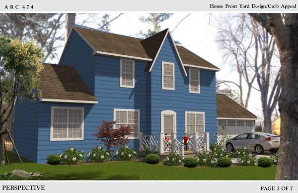 Image House Front Yard Desig... (2)