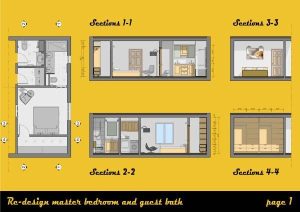 Image Re-design 2 bathrooms.... (1)