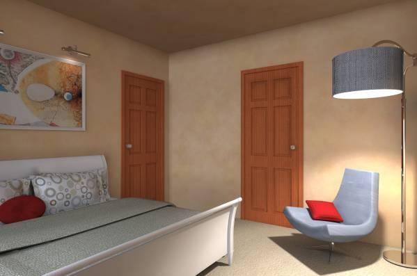 Image Re-design 2 bathrooms....