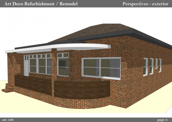 Image 3. Perspective - exterior
