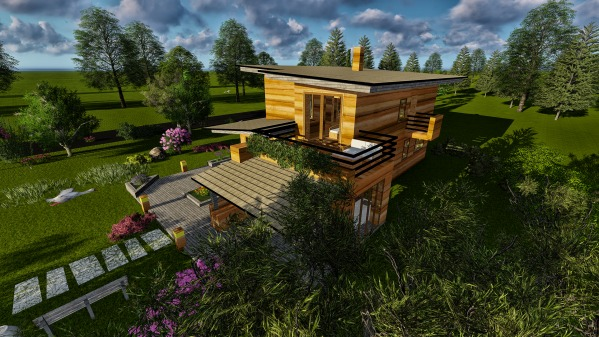 Image Rammed Earth House Adv... (1)