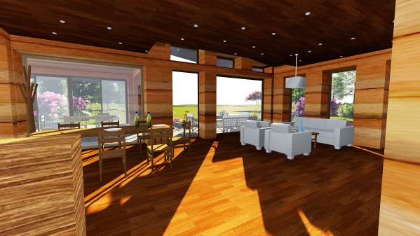 Image Rammed Earth House Adv... (2)