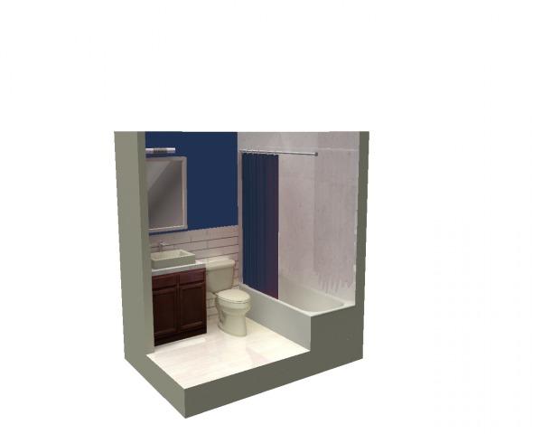 Image 3rd Floor Bathroom