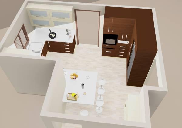 Image Tim's Kitchen (2)