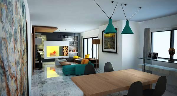 Image Opening kitchen to fam...