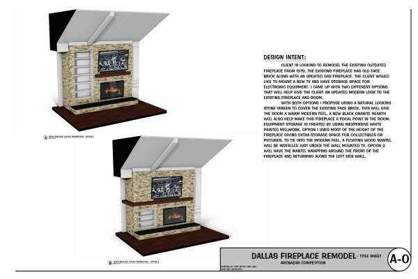Image Dallas Fireplace Remodel (2)