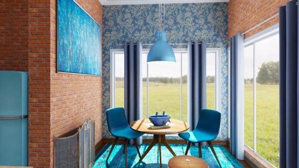 Image Sala de jantar.