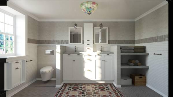 Image Master bathroom & clos...