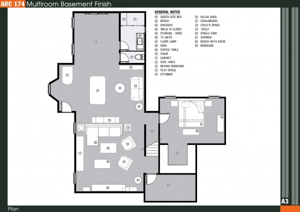 Image Multiroom Basement Finish (1)