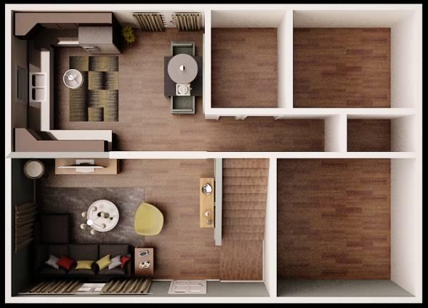 Image Interior Design of sma... (2)