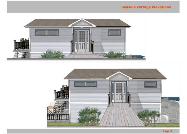 Image Seaside cottage elevat... (2)