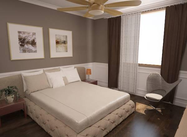 Image Bedroom view #1